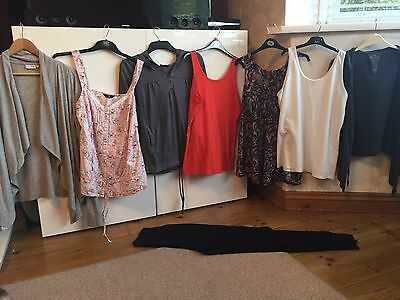 Size 14 Maternity Bundle - Next, Top Shop, New Look, Mothercare And More