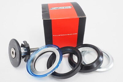 NEW FSA Impact Integrated Road/Mountain Bicycle Headset Star Nut & Top Cap 1 1/8