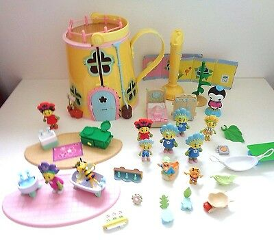 Fifi and the Flowertots  - Watering Can Play House assorted Accessories job lot