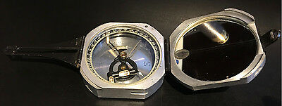 Brunton's Patent Pocket Transit Compass (1914 model) by Dietzgen