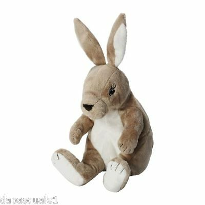 IKEA GOSIG KANIN - Soft Toy Rabbit Beige