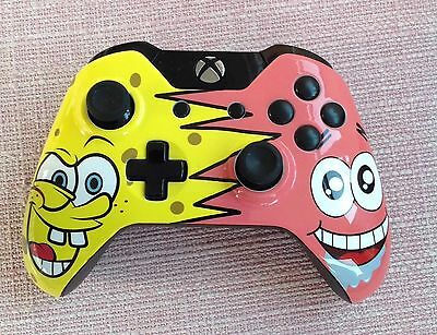 Xbox One Controller - Spongebob Square Pants Edition - Custom Controllers