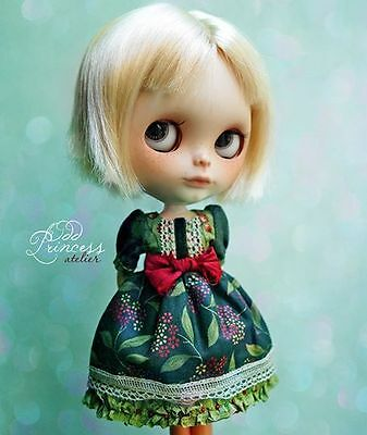 OOAK Blythe Dress by Odd Princess