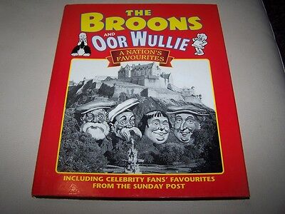 The Broons and Oor Wullie A Nation's Favourites