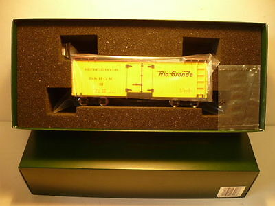 SPECTRUM On30 FREIGHT CAR - D&RGW REEFER #27418