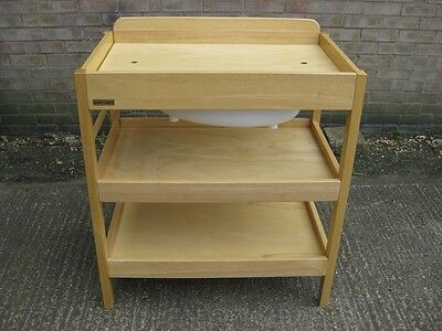 """East Coast """"Moda"""" Baby Changing and Bath Unit / Table / Dreser"""