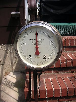 Vintage CHATILLON Hanging Produce Scale 15 lbs