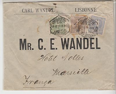Cover Portugal to France - Lot 776