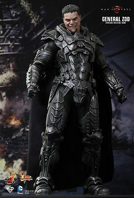 SUPERMAN - Man Of Steel: General Zod 1/6th Scale Action Figure (Hot Toys) #NEW