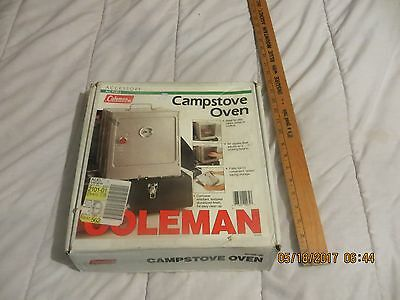 Coleman Oven , New In Box! Model 5010B700 From 1999 - No Damage!