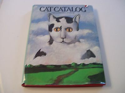 "1976 ""Cat Catalog"" The Ultimate Cat Book-Edited by Judy Fireman-Workman Publishi"