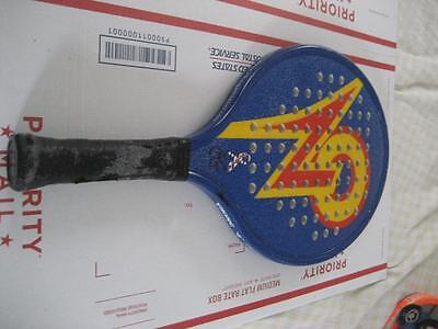 "Viking Athletics Oz Platform Tennis Paddle / Racquet 4"" Grip"