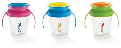 Wow Baby Spill Free 360 Cup New