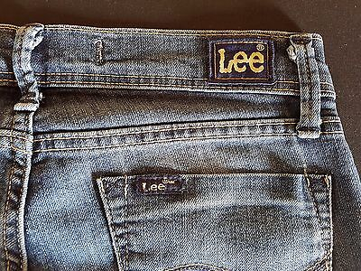 """***women's Lee Stretch Jeans Made In Australia Size 10/28"""" ***"""