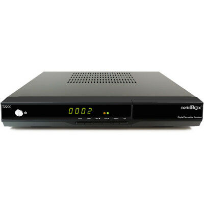 Ozstock Dual Freeview Stb With 1Tb Hdd Inbuild Wi-Fi - Aerialbox T2200