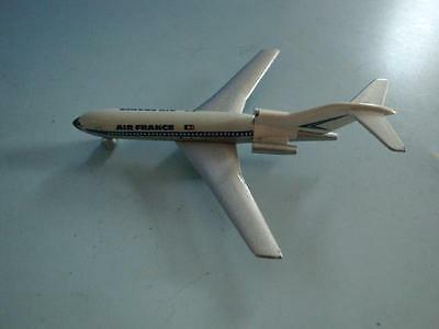 1115A1-405: Schuco Modell Flugzeug Boeing 727 Air France