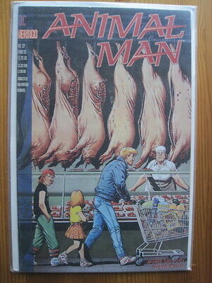ANIMAL MAN  #s 57 - 89 :COMPLETE DC VERTIGO RUN, DELANO,PUGH etc.33 ISSUES TOTAL