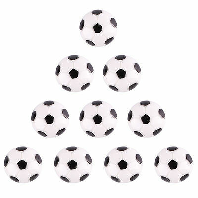 Lot 10pcs Sports Soccer Ball Resin Flatback Scrapbooking HairBows Crafts DIY