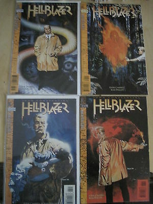 "HELLBLAZER 85,86,87,88 ""MOUNTAIN of MADNESS"", COMPLETE 4 PART STORY.1995.VERTIGO"