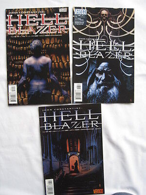 "HELLBLAZER 197,198,199 ""STATIONS of"" : COMPLETE 3 PART CONSTANTINE STORY.DC.2004"