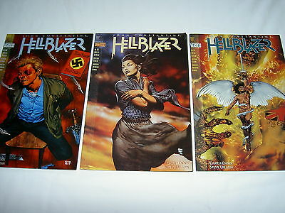 "Hellblazer 64,65,66 : ""fear & Loathing"": Classic 3 Part Constantine Story.1993"