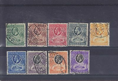Gold Coast KGV Used Collection