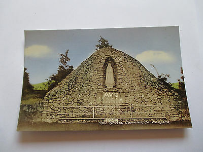 Unused C.1950's Camolin Grotto,Co.  Wexford Postcard,  , Ireland Irish