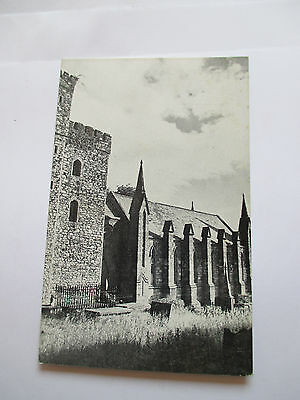 Unused C.1970's Selskar Abbey Wexford Postcard,, Ireland Irish