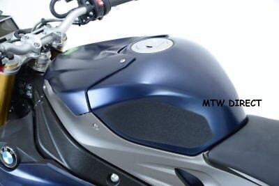 R&G RACING BLACK Tank Traction Grips for BMW S1000R (2017)