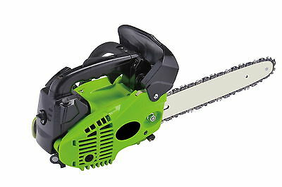 Petrol  Chainsaw New 12 Mth Warranty Top Handled Chainsaw Ct131