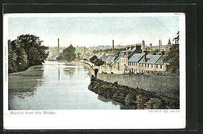 tolle AK Brechin, View from the Bridge