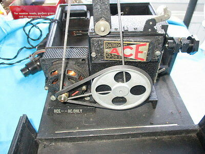 Early Pathescope Ace 9.5 Film Projector