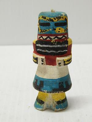 1924 Dated Antique / Vintage Hopi Indian Highway Route 66 Guard Kachina