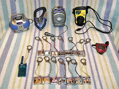 Tiger Hit Clips MEGA LOT 5 players and 6 songs