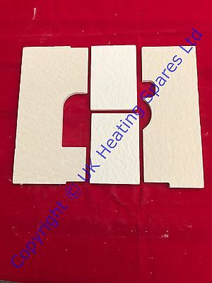 Ideal Classic FF230 FF240 & LX Boiler Combustion Chamber Insulation Kit 171404