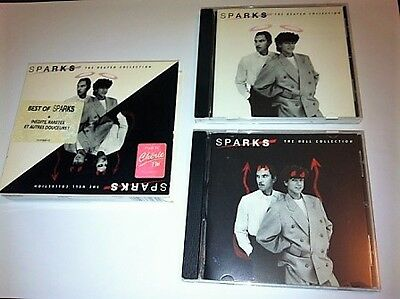 Sparks – The Heaven Collection / Hell Collection –RARE 2CD BOX SET