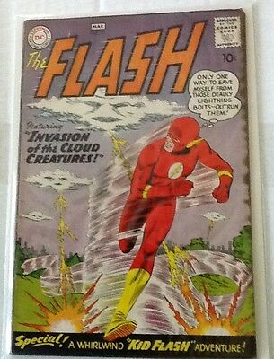 The Flash #111, 1960,  2Nd Kid Flash, Vg Condition