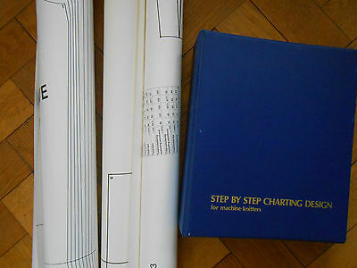 Machine Knitting: Step by Step Charting Design for Machine Knitters