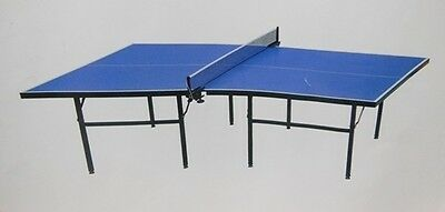 New Pro Table Tennis/Ping pong Table & Net without Wheels