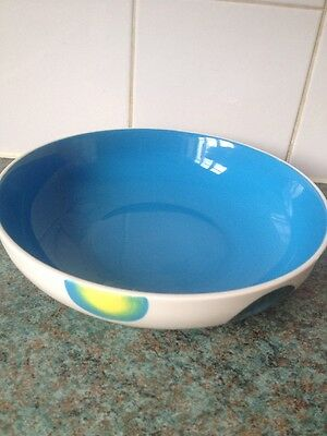Whittard Of Chelsea  Hand Painted Pasta Bowl