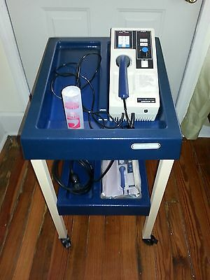 Mettler Electronics Sonicator ME706 Physical Therapy Ultrasound Machine, w/ Cart