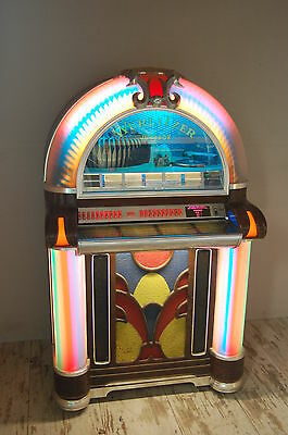 Jukebox Wurlitzer Modell 1050