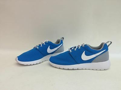 Nib Big Kids Boys Girls Size 6 Nike Roshe One Sneakers Blue 599728 412