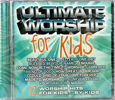 16 GREAT SING-A-LONG Songs For Kids Brand NEW Christian Music CD