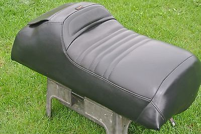 Seat Cover Black FOAM COMPLETE Polaris Indy 650 500 RXL 400 TRAIL 1988 TO 1990