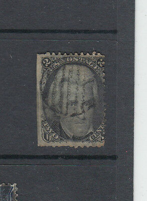 A very nice old 2 Cents United States Andrew Jackson issue