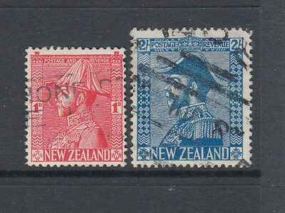 Two very nice old New Zealand Admiral issues