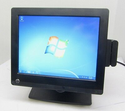 HP RP7 7100 POS 17'' Touch POS Retail Terminal 1GHz 4GB 128GB SSD Win7 64055