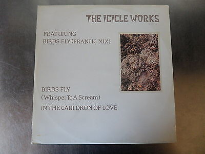 "The Icicle Works - Birds Fly 1st Press Vinyl 12"" Single A1 B1 EX EX"