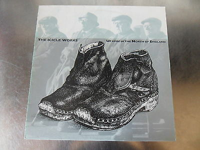 "The Icicle Works- Up Here In The North Of England 1st Press12""Single A1 B1 EX EX"